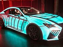 Как изготавливается флуоресцентная краска