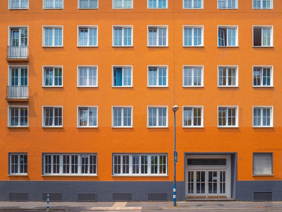 Выбор качественной краски для фасада