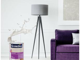 Чем хороша краска Sniezka, и где ее можно использовать