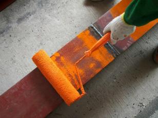 Что такое антикоррозийная краска по металлу, принципы выбора краски