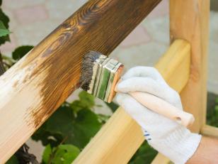 Как выбрать и где использовать масло воск для дерева?