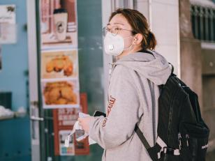 ТОП 8 правил использования респиратора как средства профилактики коронавируса