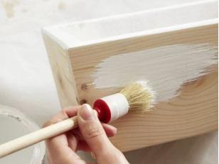 Что такое краска на меловой основе, как ее применять