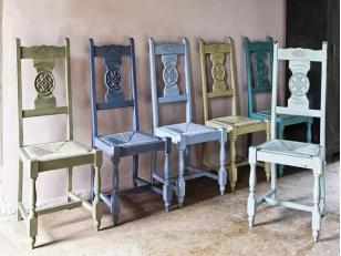 Меловая краска для мебели – что это такое, как и зачем ее использовать