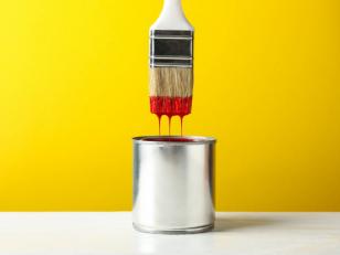 Чим відрізняється емаль від фарби