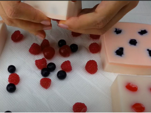 Создание реалистичной формы для мыла собственными руками