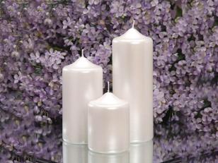 Перламутровый цвет в домашних свечах: простой и красивый DIY для подарков и бизнеса