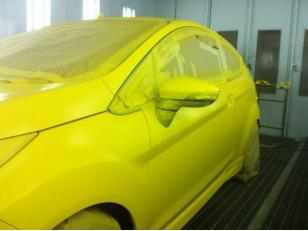 Покраска авто жидкой резиной — пошаговая инструкция