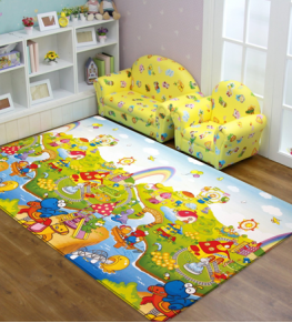 Детские коврики - Tricolor