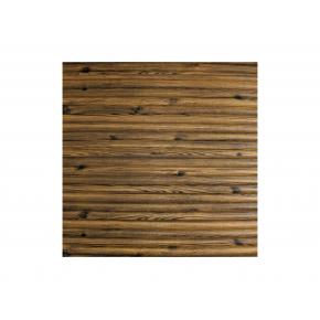 Самоклеящаяся декоративная 3D панель «Бамбук» #72 дерево