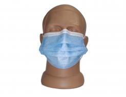 Маска медицинская (SMS Meltblown) - изображение 2 - интернет-магазин tricolor.com.ua