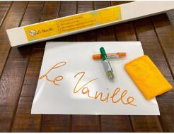 Магнитно-маркерная пленка Le Vanille белая глянцевая 1,2 м