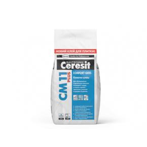 Клеящая смесь для плитки Comfort Gres Ceresit CM 11 Plus