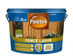 Лазурь защитная Pinotex Fence Lasur для садовых строений Тиковое дерево - интернет-магазин tricolor.com.ua