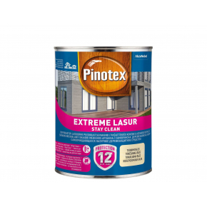 Лазурь фасадная Pinotex Wood Paint Extreme Lasur самоочищающаяся Палисандр - интернет-магазин tricolor.com.ua