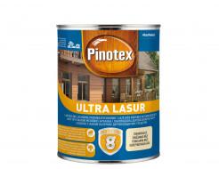 Лазурь фасадная Pinotex Ultra Lasur лаковая с УФ защитой Палисандр - интернет-магазин tricolor.com.ua