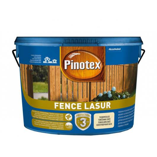 Лазурь защитная Pinotex Fence Lasur для садовых строений Палисандр - интернет-магазин tricolor.com.ua