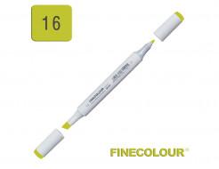 Маркер спиртовой Finecolour Junior 016 темно-желтовато зеленый YG16 EF101-16
