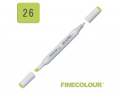Маркер спиртовой Finecolour Junior 026 шартрез YG26 EF101-26