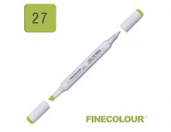 Маркер спиртовой Finecolour Junior 027 травянистый YG27 EF101-27