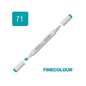 Маркер спиртовой Finecolour Junior 071 синяя утка BG71 EF101-71