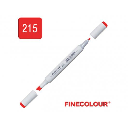 Маркер спиртовой Finecolour Junior 215 алый R215 EF101-215