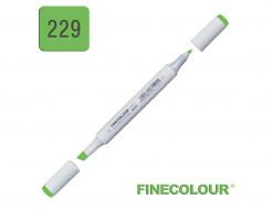 Маркер спиртовой Finecolour Junior 229 оттенок зеленого YG229 EF101-229