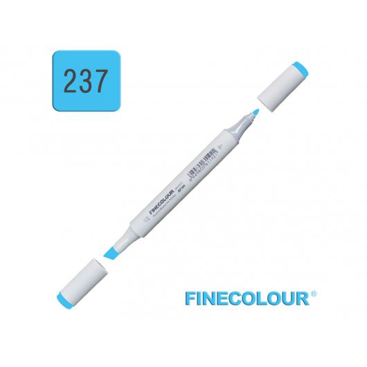Маркер спиртовой Finecolour Junior 237 голубой цианин B237 EF101-237