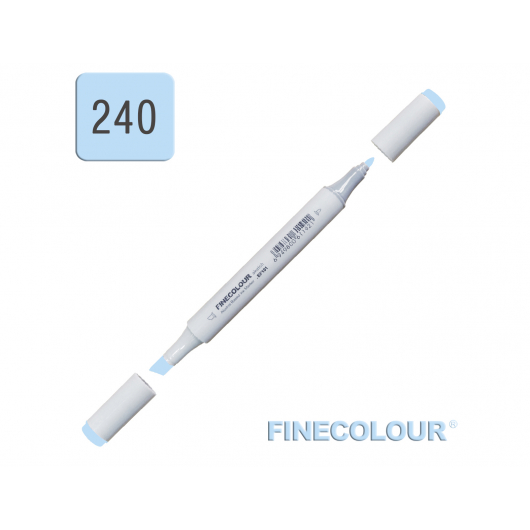 Маркер спиртовой Finecolour Junior 240 светло-голубой B240 EF101-240