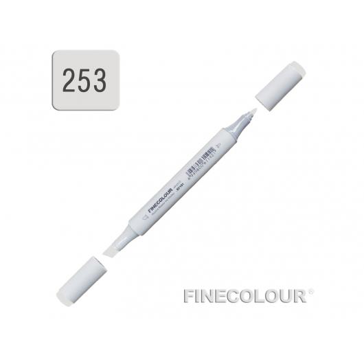 Маркер спиртовой Finecolour Junior 253 серый тонер №3 TG253 EF101-253