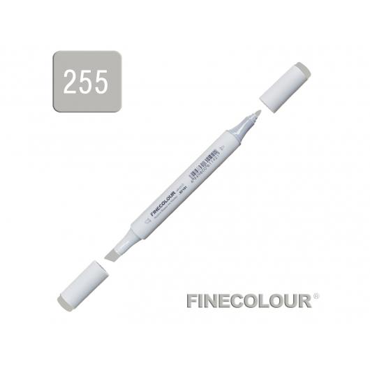 Маркер спиртовой Finecolour Junior 255 серый тонер №5 TG255 EF101-255