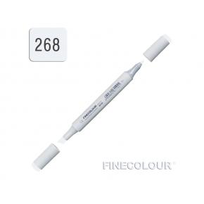 Маркер спиртовой Finecolour Junior 268 резкий серый №2 CG268 EF101-268