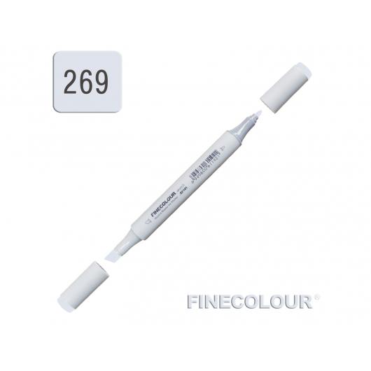 Маркер спиртовой Finecolour Junior 269 резкий серый №3 CG269 EF101-269
