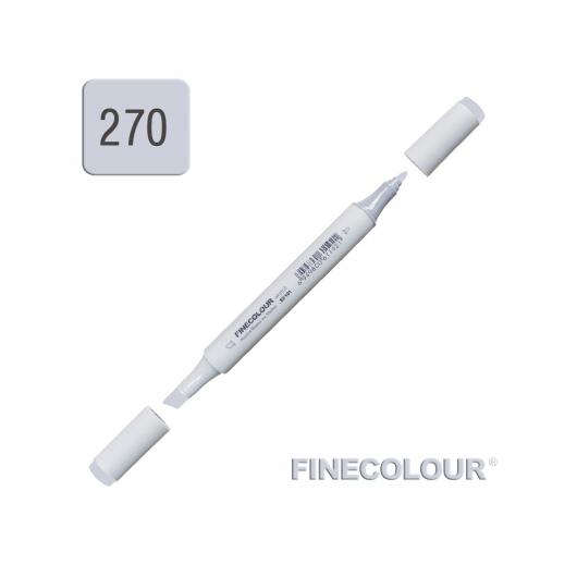 Маркер спиртовой Finecolour Junior 270 резкий серый №4 CG270 EF101-270