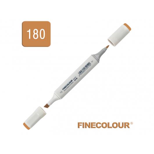 Маркер спиртовой Finecolour Sketchmarker 180 середина сиенны E180 EF100-180