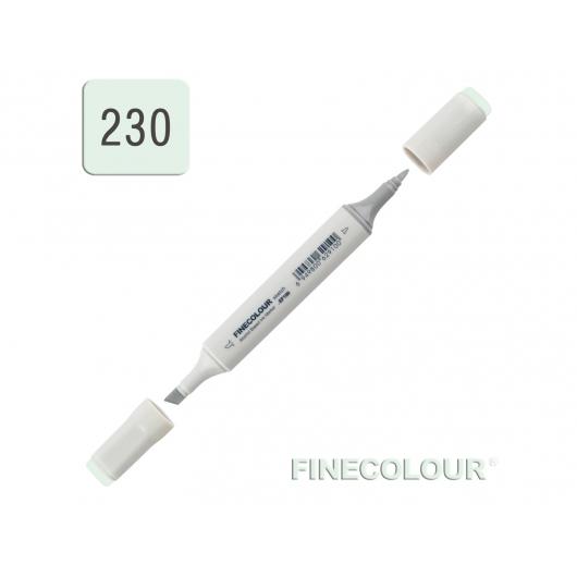Маркер спиртовой Finecolour Sketchmarker 230 зеленый спектр G230 EF100-230