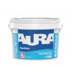 Краска интерьерная Aura Neolatex износостойкая глубокоматовая TR