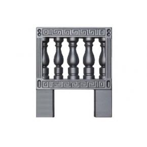 Форма оградки №9а АБС MF 50х65х4 см