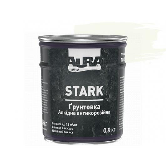 Грунтовка антикоррозионная алкидная Aura Stark ГФ-021 белая матовая