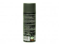 Аэрозольная акриловая краска с эффектом металлик Rino Metallic (серебряная вспышка) - изображение 2 - интернет-магазин tricolor.com.ua