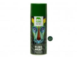 Универсальная аэрозольная акриловая краска Rino (свеже-зеленая)