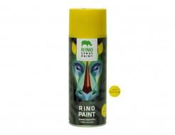 Универсальная аэрозольная акриловая краска Rino (лимон)