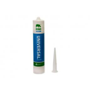 Санитарный силиконовый герметик Rino (прозрачный) - интернет-магазин tricolor.com.ua