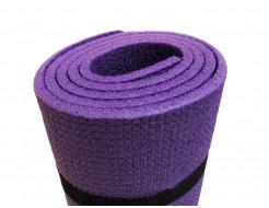 Коврик-каремат Izolon Спортик 8 140х50 фиолетовый с резинками - интернет-магазин tricolor.com.ua