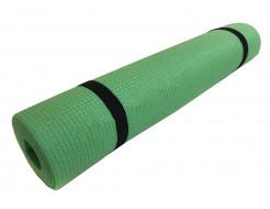 Коврик-каремат Izolon Спортик 5 140х50 зеленый с резинками - интернет-магазин tricolor.com.ua