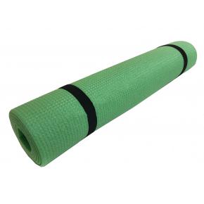 Коврик-каремат Izolon Спортик 5 140х50 зеленый с резинками