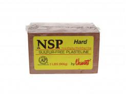 Скульптурный пластилин NSP Chavant Hard - интернет-магазин tricolor.com.ua