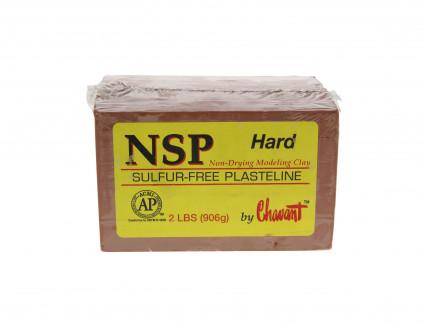 Скульптурный пластилин NSP Chavant Hard