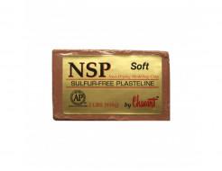 Скульптурный пластилин NSP Chavant Soft - интернет-магазин tricolor.com.ua