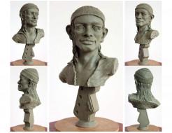 Скульптурный пластилин NSP Chavant Medium - изображение 3 - интернет-магазин tricolor.com.ua